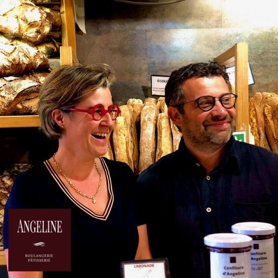 LA BOULANGE D'ANGELINE